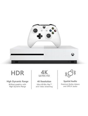Xbox one S 500GB w/ COD WW2 trade for Nintendo Switch for Sale in Tacoma, WA