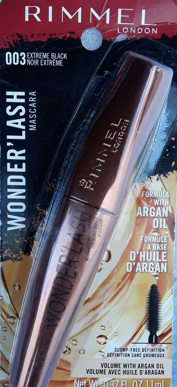 dd626f6780a Rimmel Wonder'lash Mascara 003 Extreme Black for Sale in Downey, CA ...