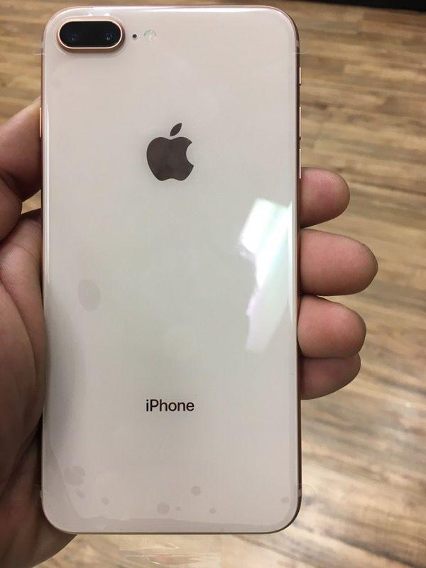 Iphone  Plus Rosa Gold