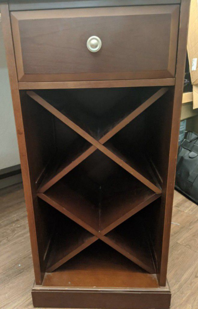 Wine Rack Wood *Price Reduced*
