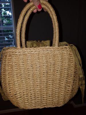 NEW Basket Bag for Sale in Bethesda, MD