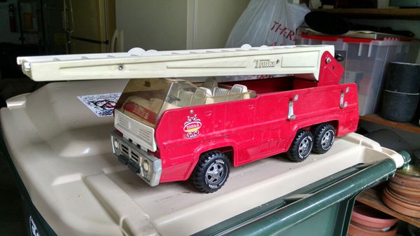 Tonka Fire Truck For Sale In Olympia Wa Offerup