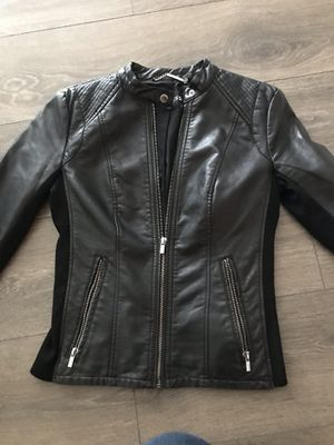 Express faux leather jacket for Sale in Washington, DC