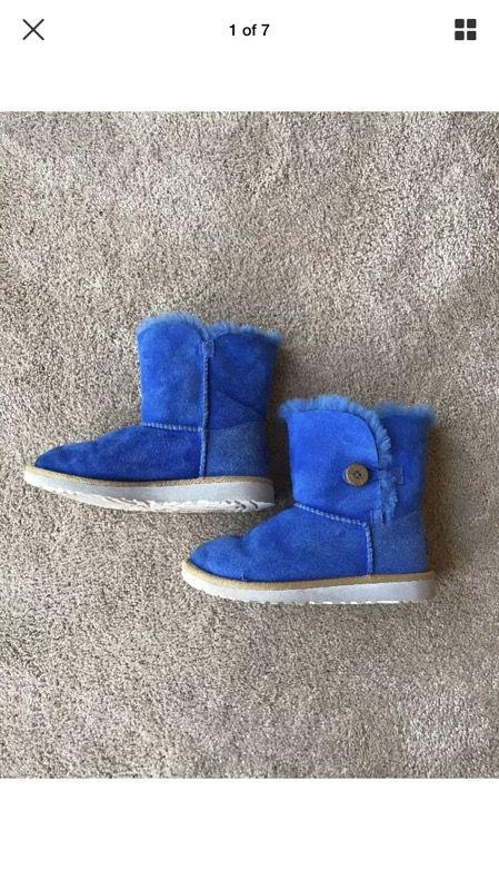Ugg Australia Girls Boots - Size 4