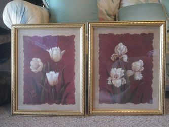 Home Interiors Wall Picture Pair Thumbnail