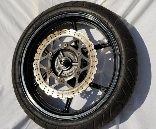 2012 Kawasaki Ninja 250R front wheel and tire for Sale in La Habra Heights,  CA - OfferUp