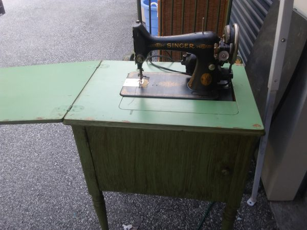 Vintage Singer Sewing Machine For Sale In Columbia SC OfferUp Extraordinary Vintage Singer Sewing Machine For Sale