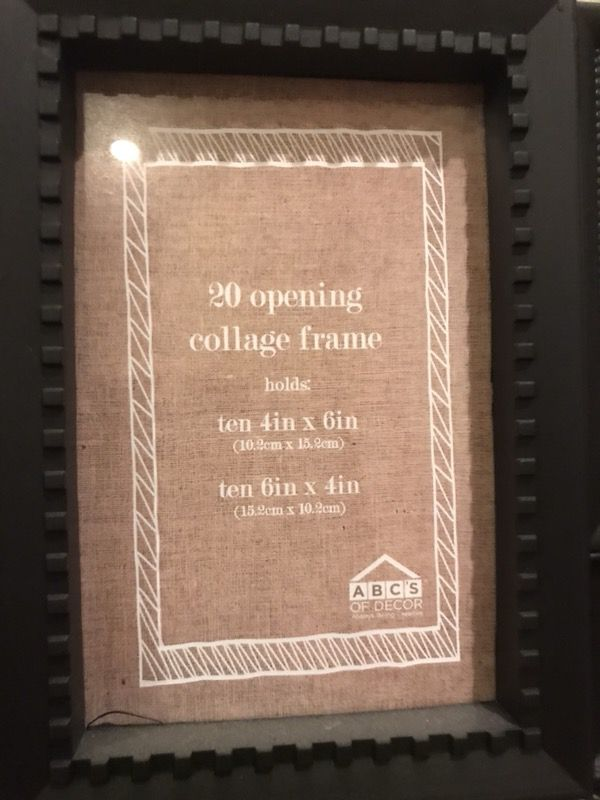 20 opening collage frame (General) in Las Vegas, NV - OfferUp