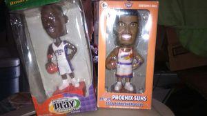 Phoenix suns collectible bobble head toys for Sale in Phoenix, AZ
