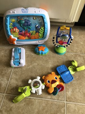 See dreams soother for crib and stroller baby activtty toys for Sale in Camarillo, CA
