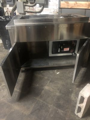 Commercial steam table for Sale in St. Louis, MO