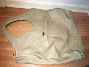 Super gorgeous tote bag leather for Sale in Chicago, IL