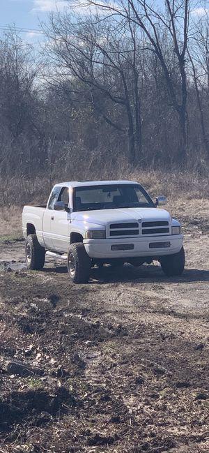 Photo 97 dodge pickup
