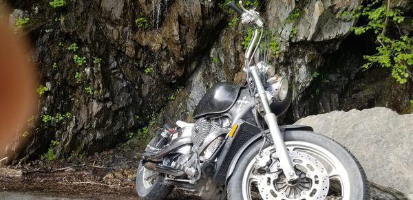 Honda shadow 1100cc 2006