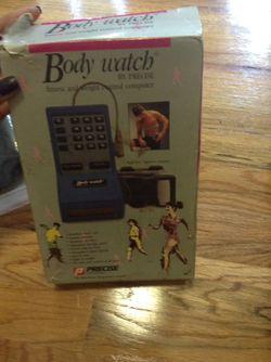 Body watch Thumbnail