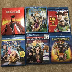 Kids movies for Sale in Woodbridge, VA