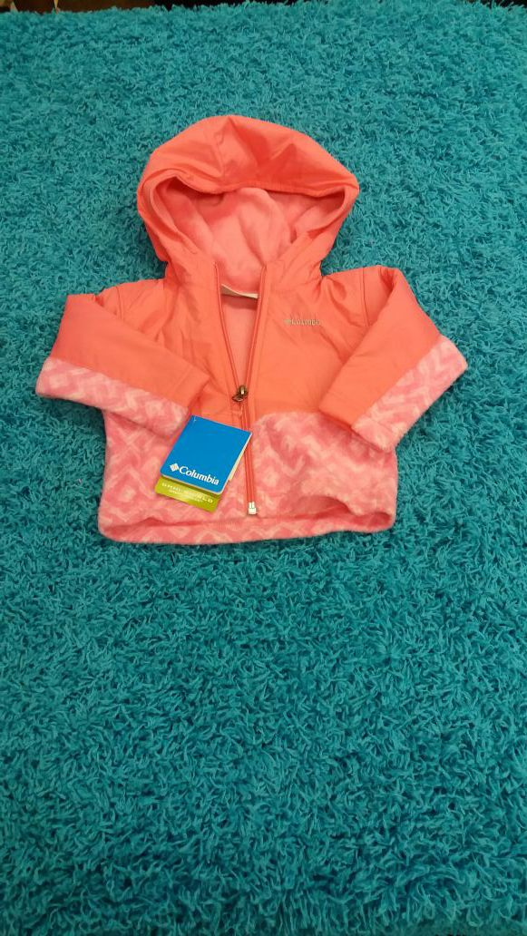 c8fd4891b Columbia Infant 6-12 mos. Steens Mt Overlay Hoodie for Sale in ...