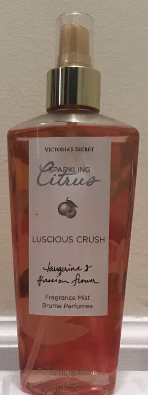 e991b4772da Victoria s Secret Luscious Crush body mist for Sale in New York