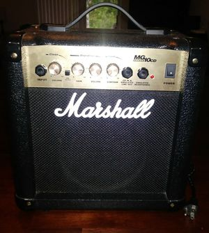Marshall MG10CD Series Electric Guitar Gig Amp for Sale in Kissimmee, FL