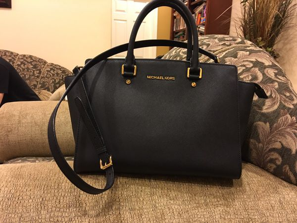 6268cfd7015c MICHAEL KORS Selma Large Saffiano Leather Satchel For Sale!! for Sale in  Arcadia