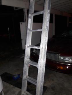 Werner 20 foot ladder Thumbnail