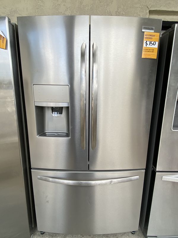 Frigidaire Gallery French Door Stainless Steel