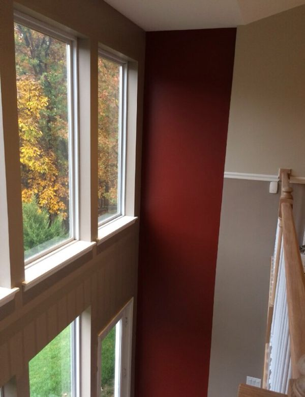 Sherwin Williams Fireweed SW 6328 Interior Eg Shell Paint For Sale In Ballwin MO