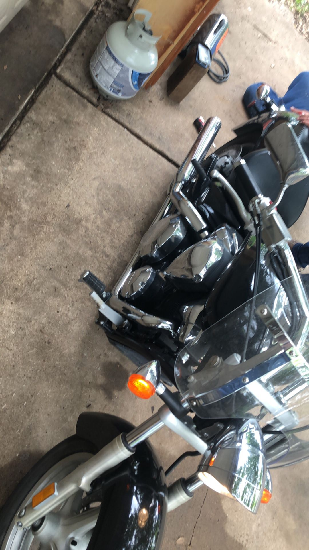 Photo Motorcycle For Sale Works A1