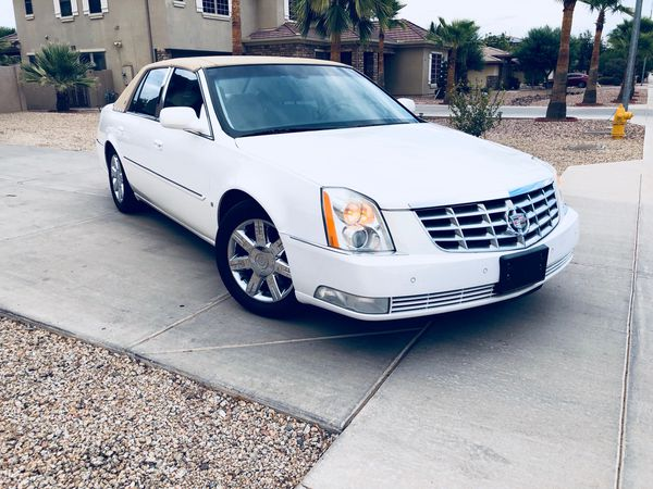 2007 Cadillac Dts 113 Miles Ice Cold A C Fully Loaded With All Options Leather Interior Runs And Drives Excellent No Mechanic Problems Oil L Cars