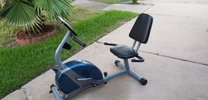 Exercise bike machine for Sale in Houston, TX