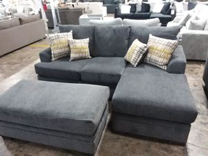 Enjoyable New And Used Grey Sectional For Sale In Dallas Tx Offerup Uwap Interior Chair Design Uwaporg