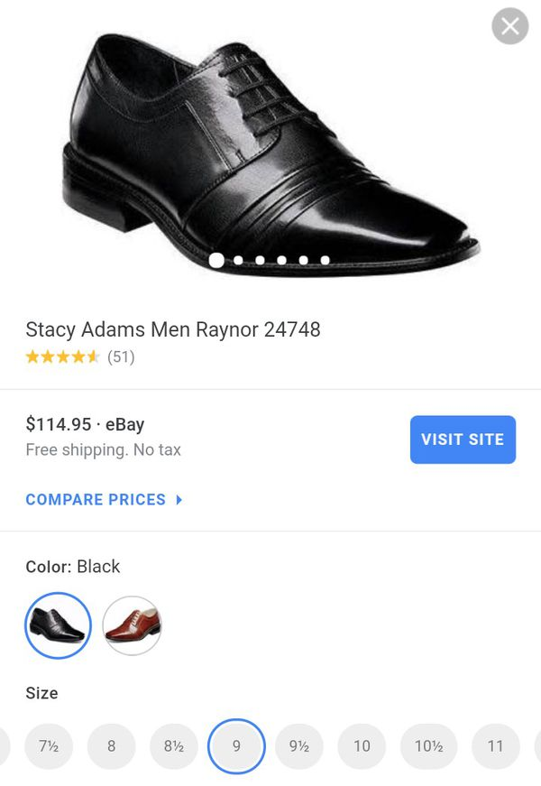 35745c5bee7b Stacy Adams Shoes for Sale in San Jose