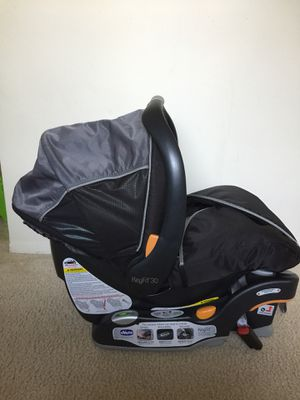 Chicco KeyFit 30 Magic Infant Car Seat for Sale in North Bethesda, MD