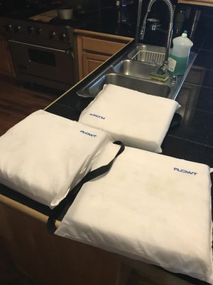 Boat seats $10 each for Sale in Tampa, FL