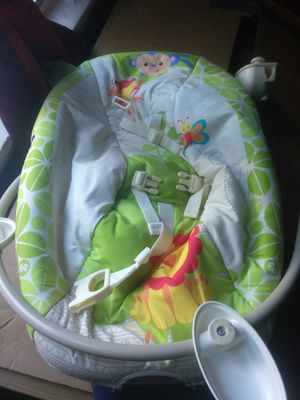 Baby Swing Small in good condition 20 $ Fisher price for Sale in Alexandria, VA