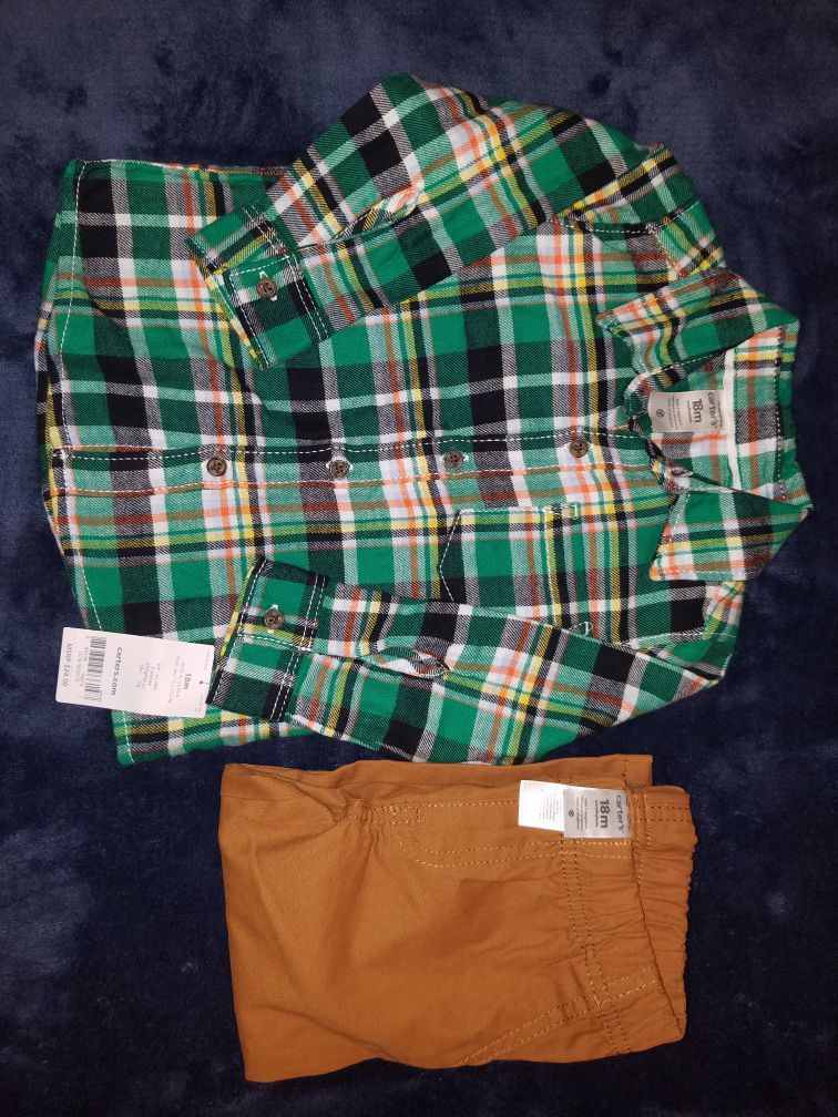 12 to 18 months boys winter clothing lot