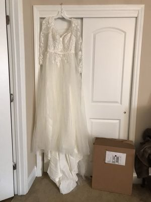 New and used Wedding dresses for sale in Durham, NC - OfferUp