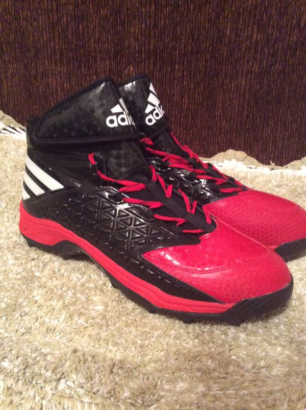 huge selection of 85ad6 580f0 Adidas Torsion System Red And White Sz15 for Sale in Savannah, GA - OfferUp
