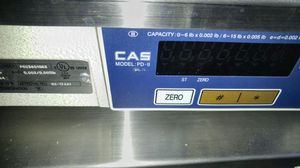 Cas weight scale for Sale in Bon Air, VA