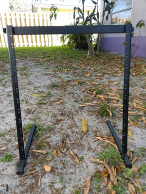 Rack for pro audio equipment for Sale in Fort Lauderdale, FL