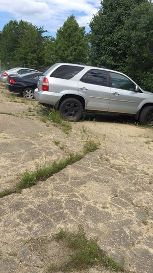 166k Mdx Acura3000$and Nissa 1800k 4000$ for Sale in Washington, DC