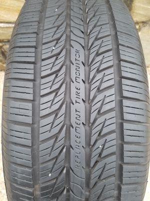 One tire general max 225/60R18 for Sale in Alexandria, VA