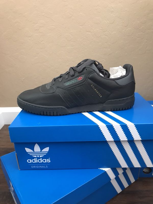 dd4837bf3cb Yeezy Power Phase Core Black for Sale in San Francisco