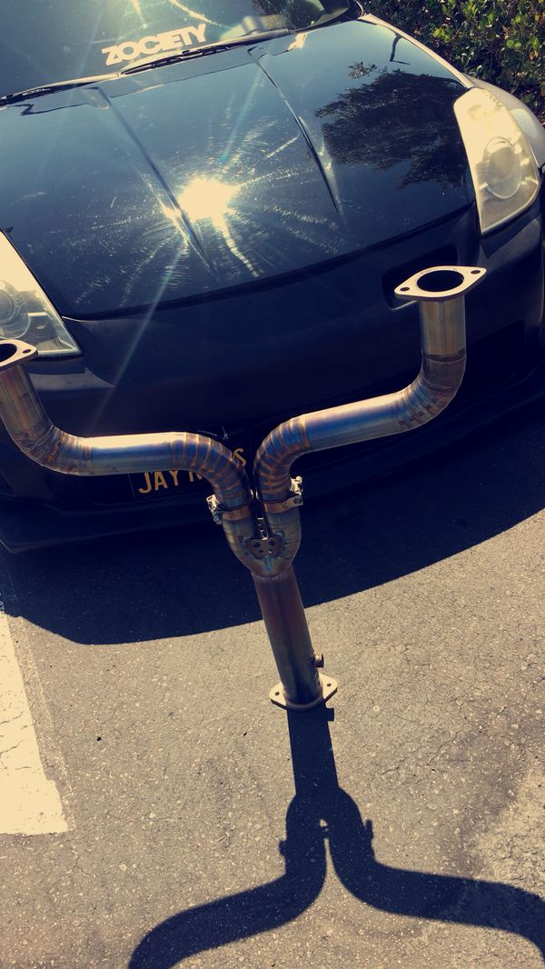 350z Tomei Y pipe for Sale in Garden Grove, CA - OfferUp