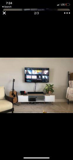 Mid century modern tv stand Thumbnail