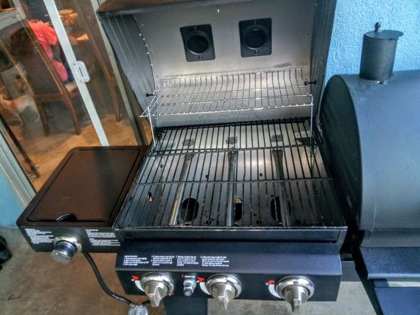 New Char Griller Duo Bbq Grill Home Garden In Riverside Ca Offerup