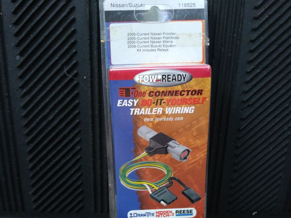 Nissan An Trailer Harness on jeep trailer harness, volvo trailer harness, ford trailer harness,