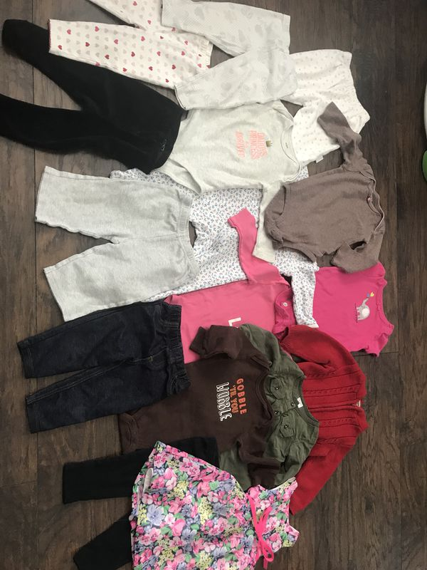 9 Months Baby Girl Clothes For Sale In Las Vegas Nv Offerup