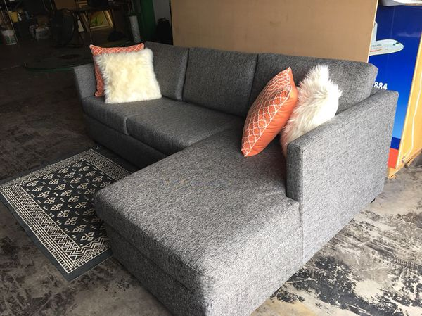 Very nice&functional sectional sofabed,full size,delivery available ...