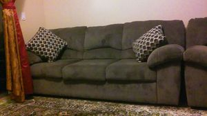 Two sofas in grey color used in excellent condition ussd almost a year. Measurement is 90 (7.5 feet) inches length and 40 inches(3.4 feet)width almost for Sale in Culver City, CA